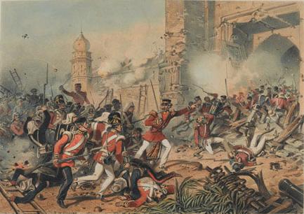 Capture of Delhi, 1857